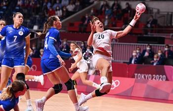 France wins women's handball gold at Tokyo Olympics