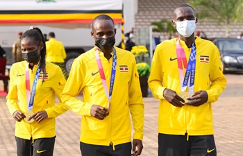 Ugandan Olympic medal winners rewarded with cars, monthly salary