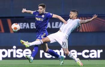 UEFA Europa League: Dinamo Zagreb vs. West Ham United
