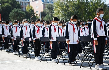 Various activities held in commemoration of September 18 Incident across China