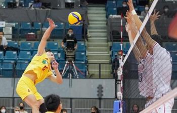 Highlights of 21st Asian Senior Men's Volleyball Championship