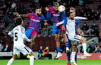 Araujo saves a point for Barca but can't hide deep crisis at the club