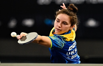 Highlights of Singles Qualifying Rounds at WTT Star Contender Doha 2021