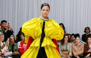In pics: creations of Richard Quinn during London Fashion Week