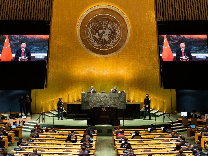 Xi's remarks at UNGA add impetus to global development, building community with shared future for mankind, experts say
