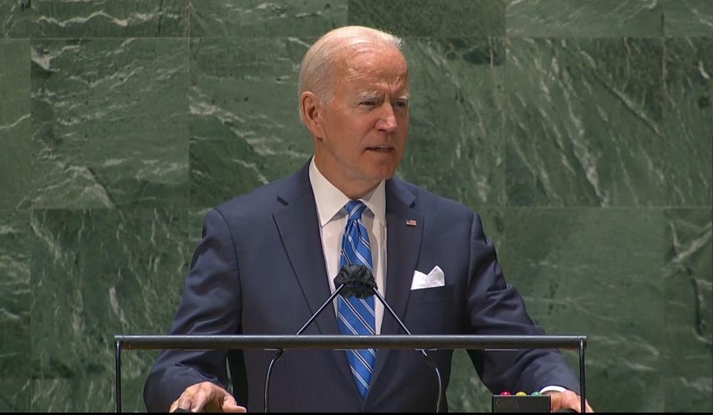GLOBALink   Biden's promises in UN debut meet with doubt, criticism