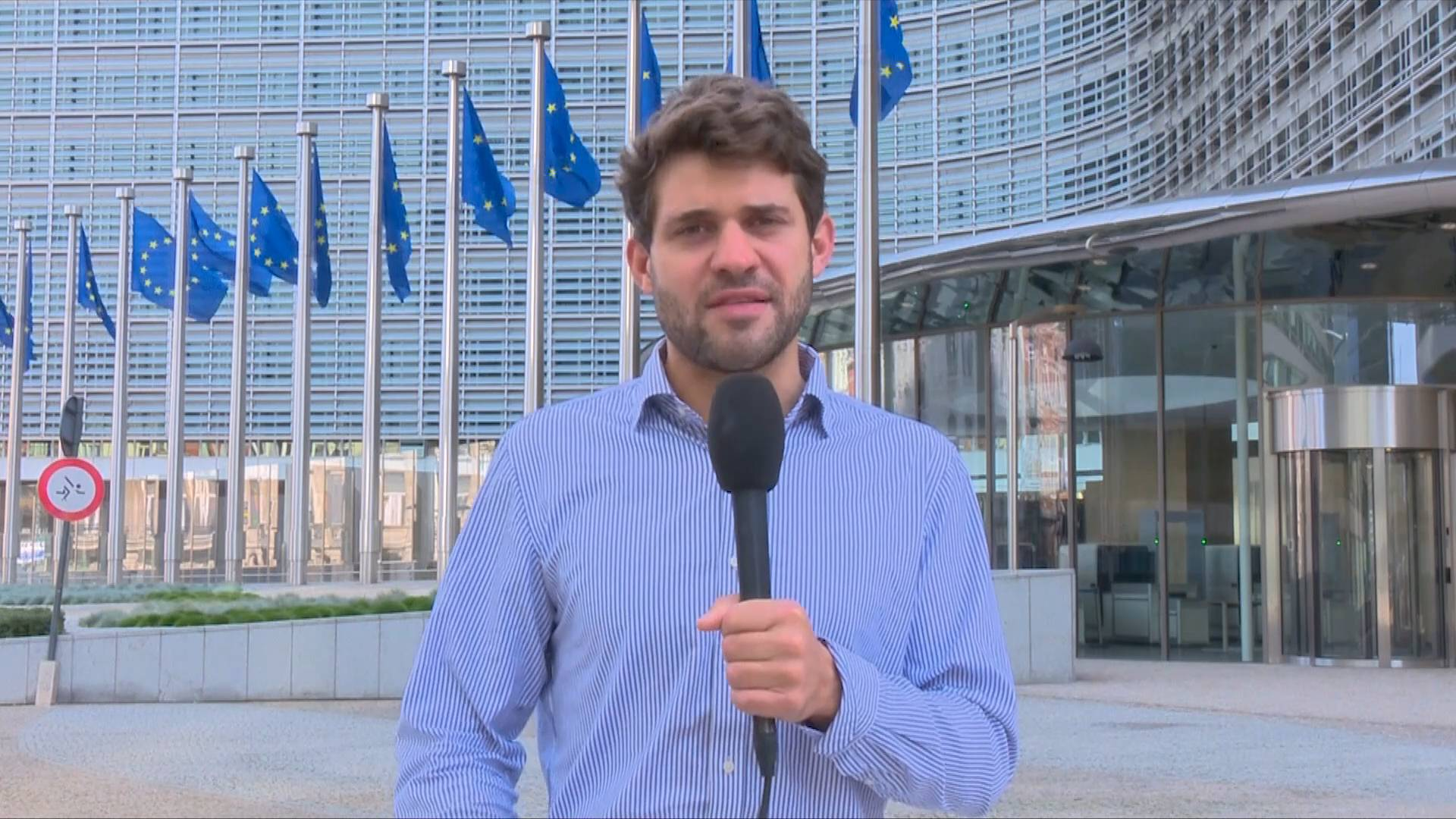 GLOBALink   EU leaders express dismay at AUKUS deal, demand clarifications