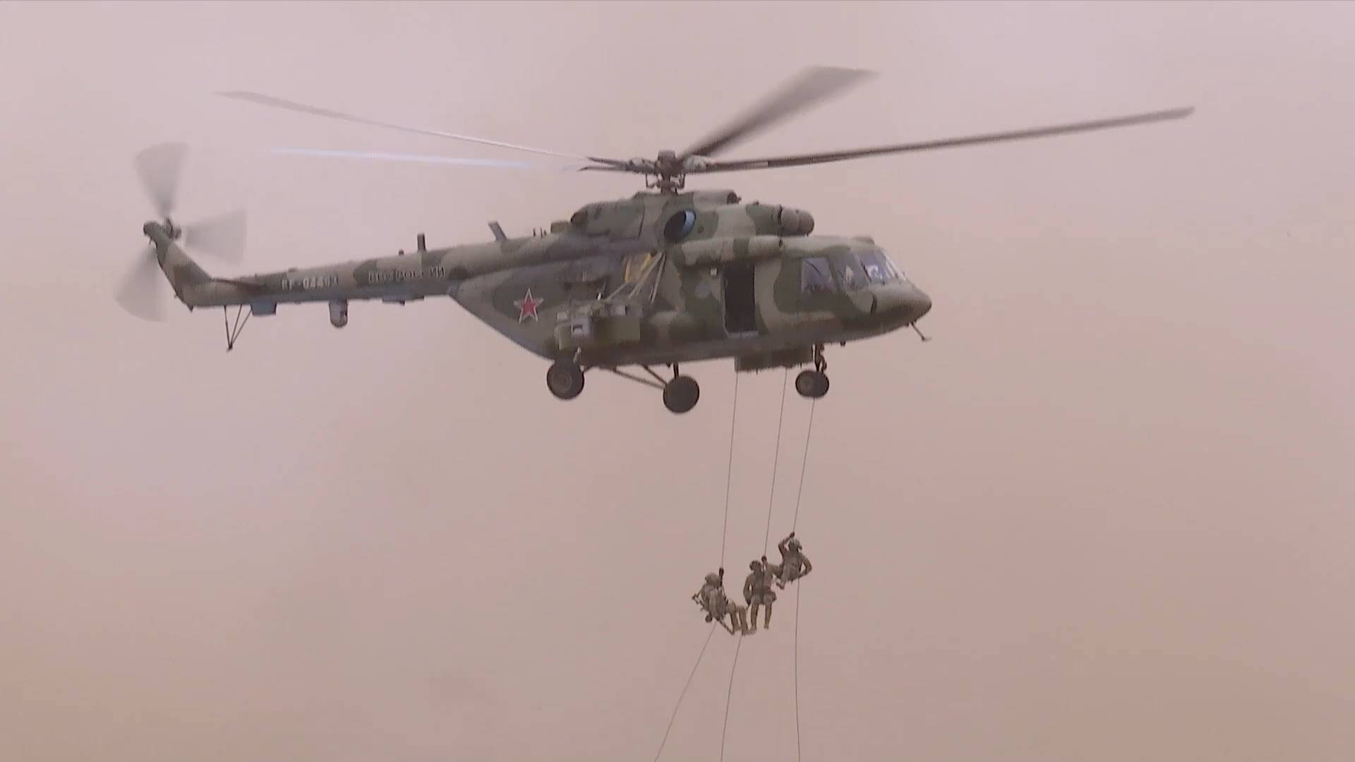 """GLOBALink   SCO """"Peace Mission 2021"""" live-fire drill conducted in Russia"""