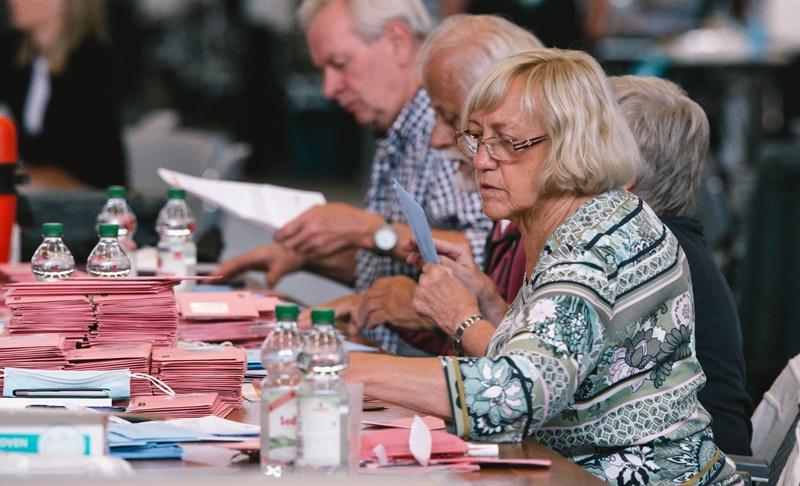 GLOBALink   Post-Merkel era emerges after Germany's nail-biting election