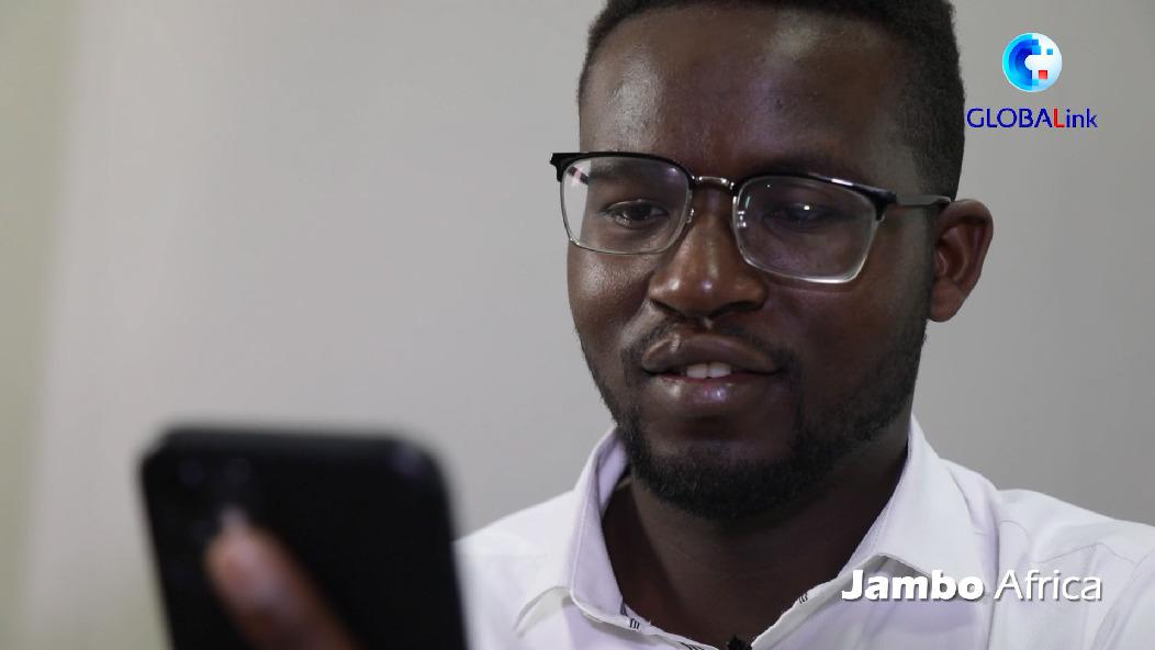GLOBALink   Jambo Africa: A Rwandan student's e-commerce dream