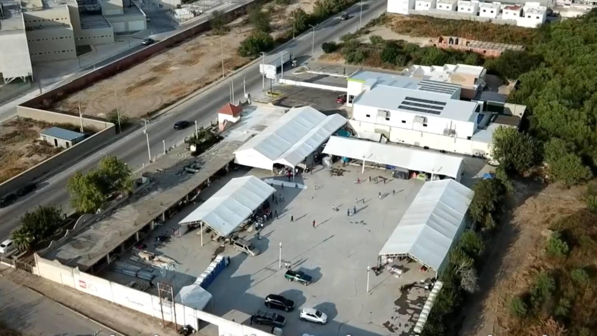GLOBALink   A visit to migrants' shelter at U.S.-Mexico border
