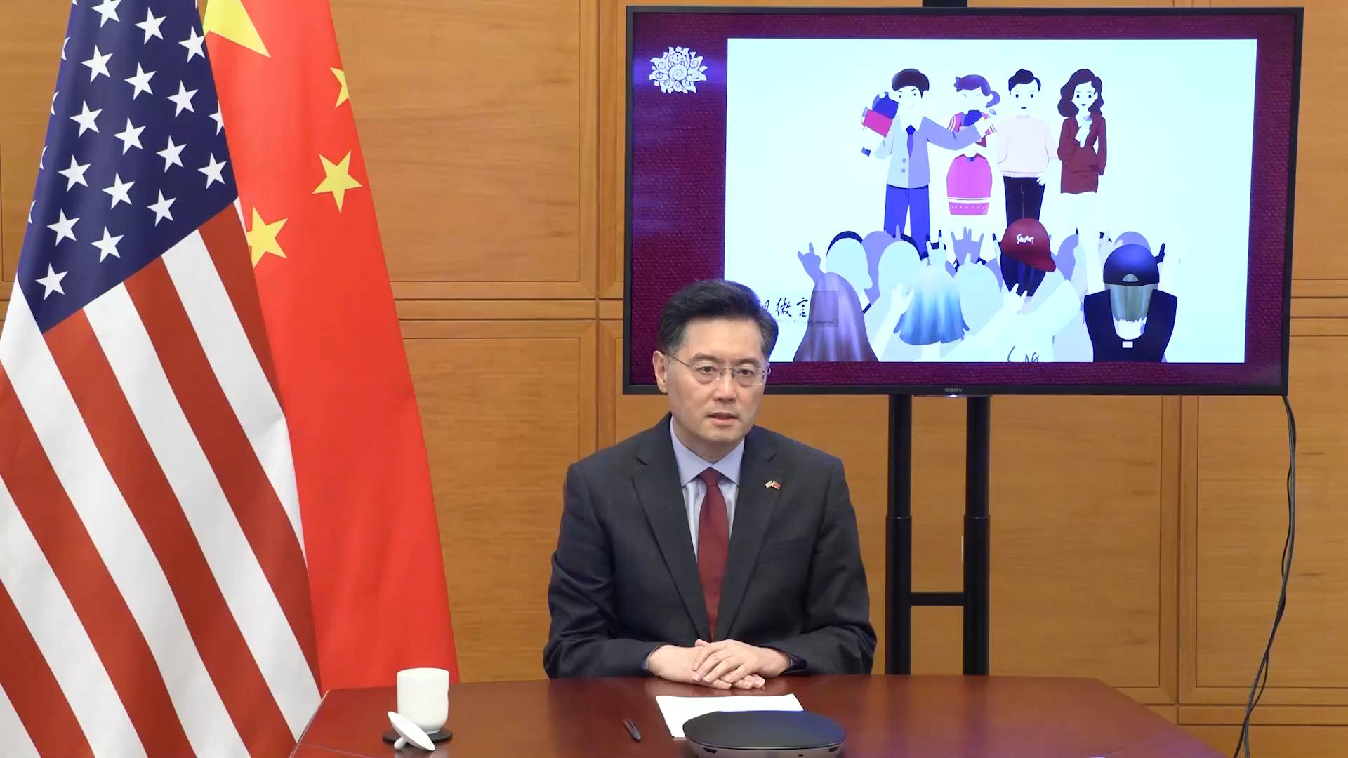 Chinese ambassador shares seven buzzwords to showcase fast-changing China