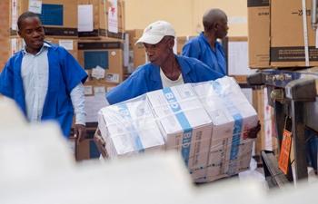China donates COVID-19 vaccines to Burundi