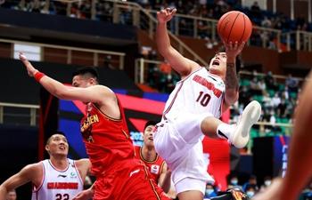 CBA Roundup: Guangdong, Shandong off to winning start in stars' return