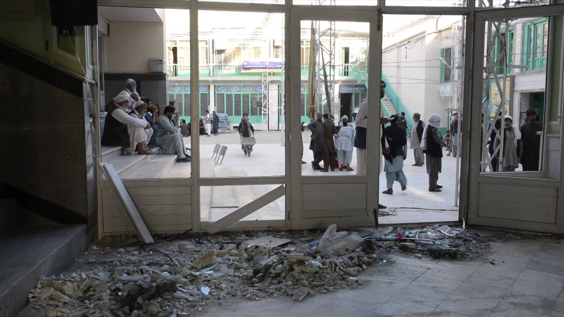 GLOBALink   IS group claims mosque explosions in Afghanistan as death toll soars to 47