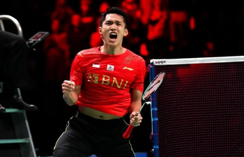 Indonesia sweeps China to claim 14th Thomas Cup title