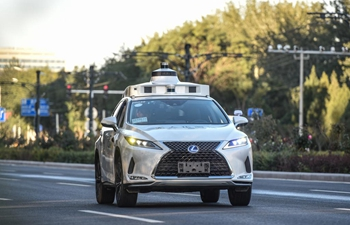 278 roads in Beijing opened for self-driving vehicle tests
