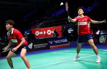 Highlights of Victor Denmark Open 2021