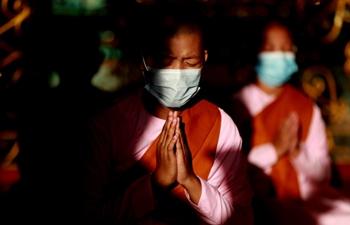 In pics: Thadingyut Festival in Myanmar