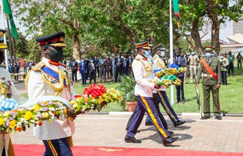 Zambia marks 57 years of Independence