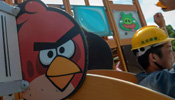 Angry Birds theme park under construction in E China