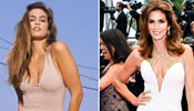 Super models' now and past