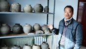 Tombs of Han Dynasty unearthed in NW China's Qinghai