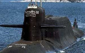 World's top nuclear submarines