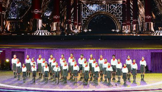 Anniversary celebration gala held in Macao