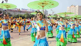 New Year of Dai ethnic group celebrated in Yunnan