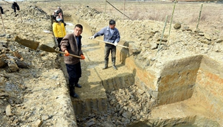 Oldest large water conservancy projects discovered in east China