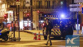 Backgrounder: Major terrorist attacks in Europe in recent years
