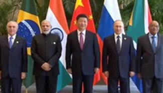 BRICS leaders meet on G20 sidelines