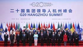 G20 Summit closes, reaching wide consensus