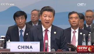 President Xi advocates innovative growth
