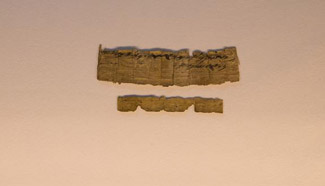 Earliest Hebrew mention of Jerusalem found on 2,700-year-old scroll