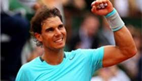 Rafael Nadal opens tennis academy in Madrid