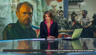 A look at China-Cuba relations over the years