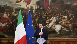 PM Renzi resigns after crushing referendum defeat