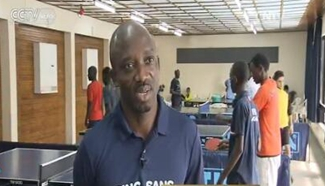 International Table Tennis: Nigerian player eyeing place at 2020 Tokyo Olympics