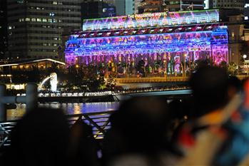 Singapore holds New Year countdown activities