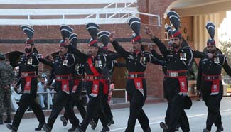Flag lowering ceremony between Pakistan, India attracts many visitors