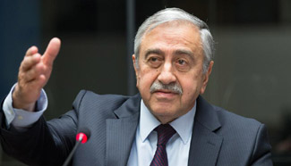 Security for Turkish, Greek Cypriotes central to future peace deal: Turkish Cypriote leader