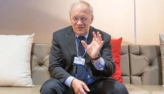 Interview: Swiss economic minister praises China-Switzerland win-win partnership