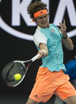 Nadal wins Zverev 3-2 at Australian Open