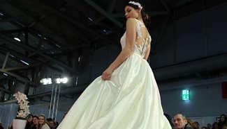 2-day wedding exhibition opens in Frankfurt