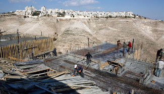 Israel to lift restrictions on new settlement construction in E. Jerusalem: reports