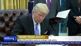 Donald Trump looks to reshape TPP trade policy