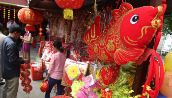 Cambodia prepares for Chinese New Year celebrations