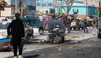Would-be suicide bomber killed in blast in eastern Afghan city